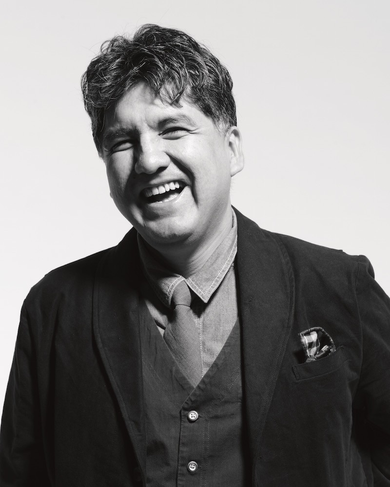 sherman alexie laughing