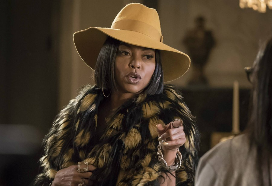 Taraji P. Henson as Cookie in Empire