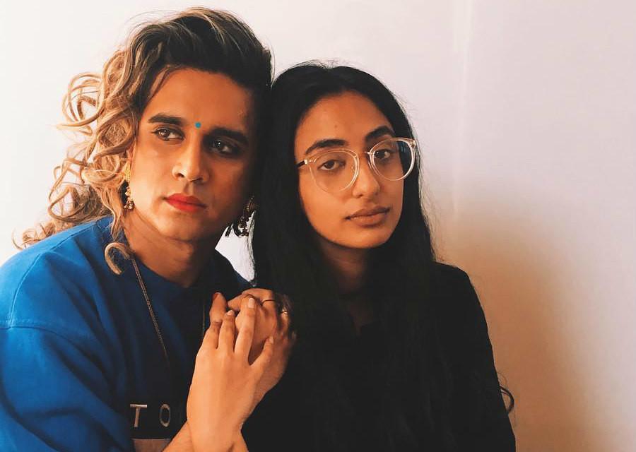 Vivek Shraya and Kiran Rai