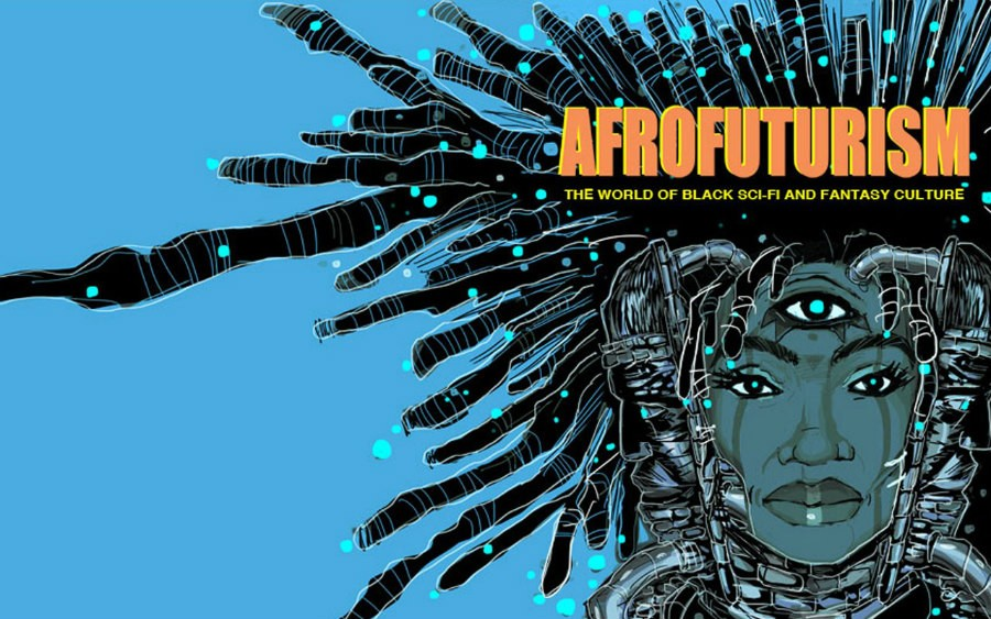 Afrofuturism: The World of Black Sci-fi and Fantasy book cover