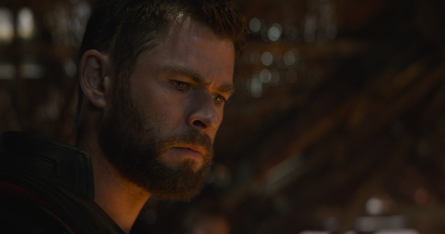 "Avengers: Endgame"" Turned Thor's Traumatic Weight Gain Into"