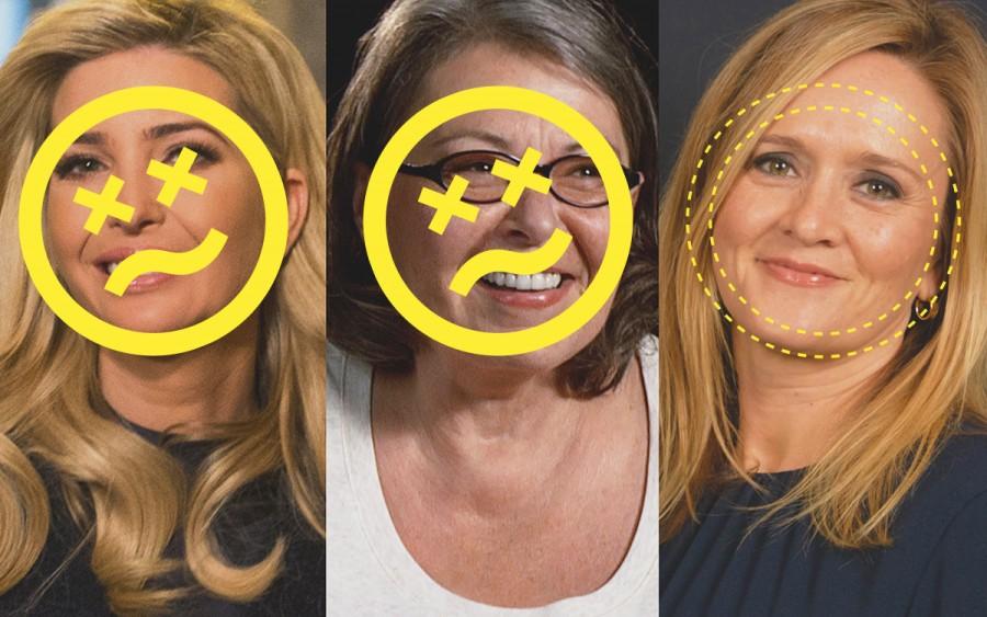 Douchebag Decreeno Samantha Bee And Roseanne Barr Arent The Same