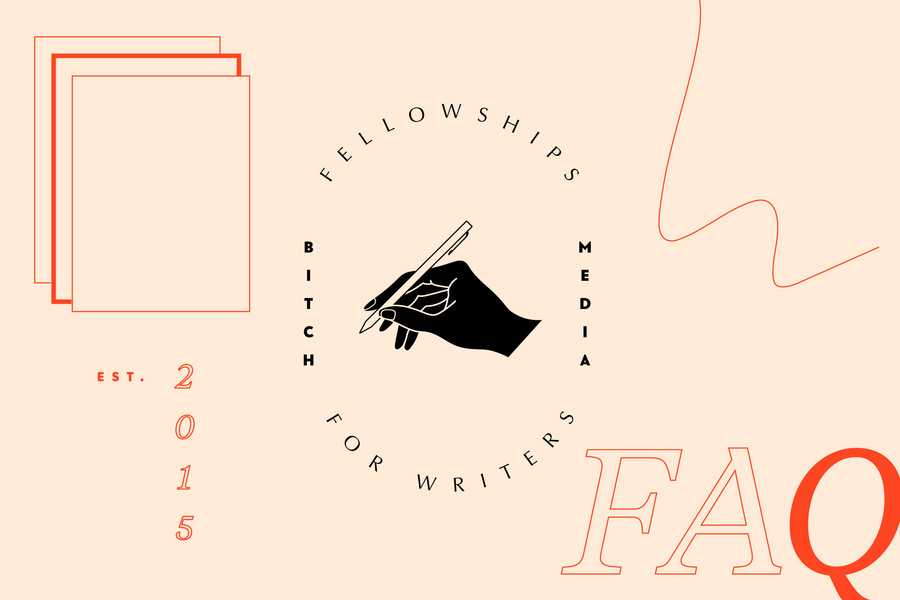 Fellowships for Writers FAQ header image