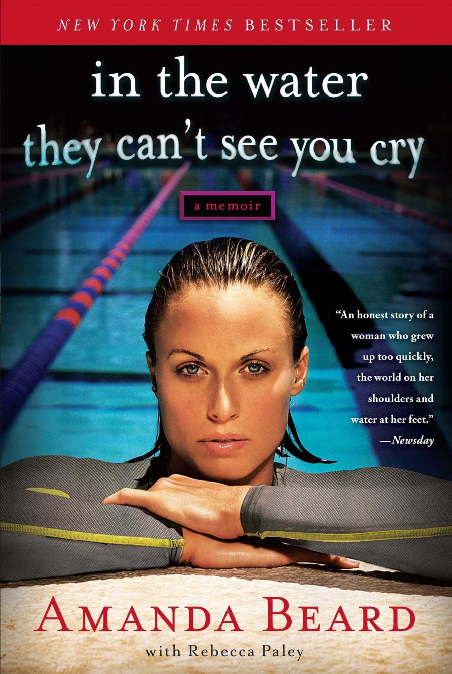 In the Water, They Can't See You Cry by Amanda Beard book cover