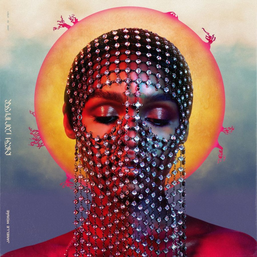 Janelle Monáe Dirty Computer album cover