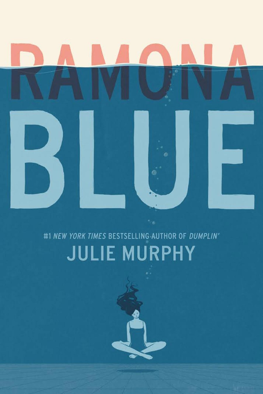 Ramona Blue by Julie Murphy book cover