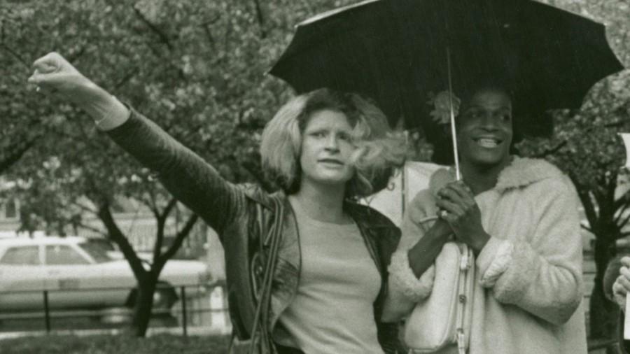 Sylvia Rivera and Marsha P. Johnson