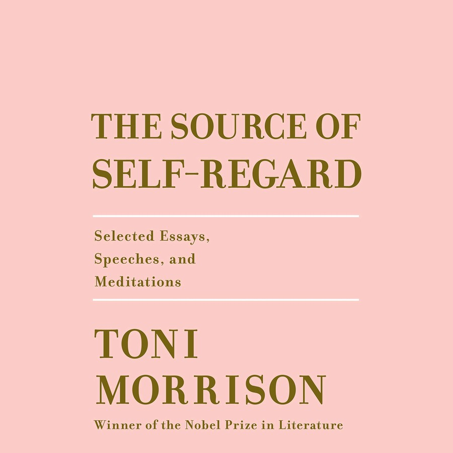 toni morrison champions the arts in the source of self regard  the source of self regard selected essays speeches and meditations by  toni morrison photo credit random house