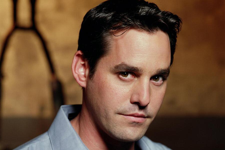 "Nicholas Brendon playing Xander Harris in ""Buffy the Vampire Slayer"""