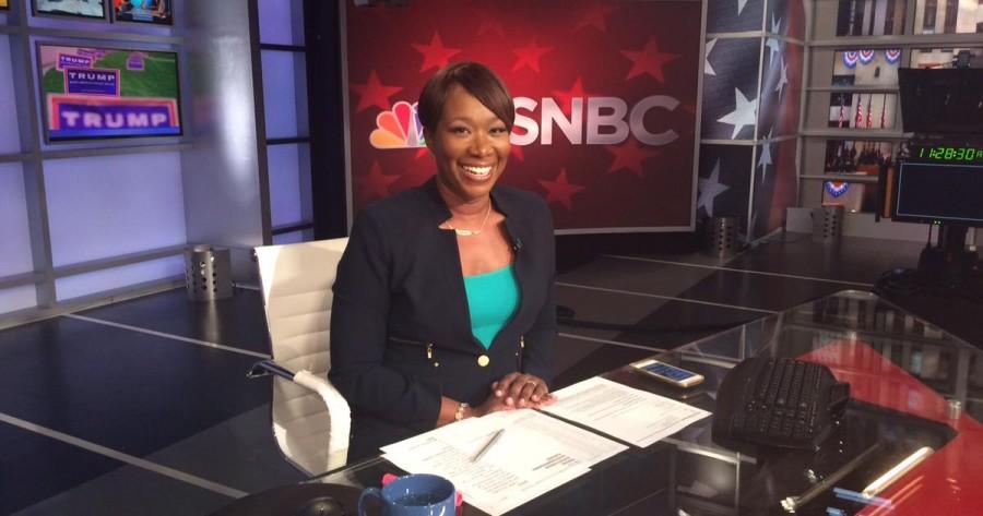 Joy-Ann Reid on MSNBC's AM Joy