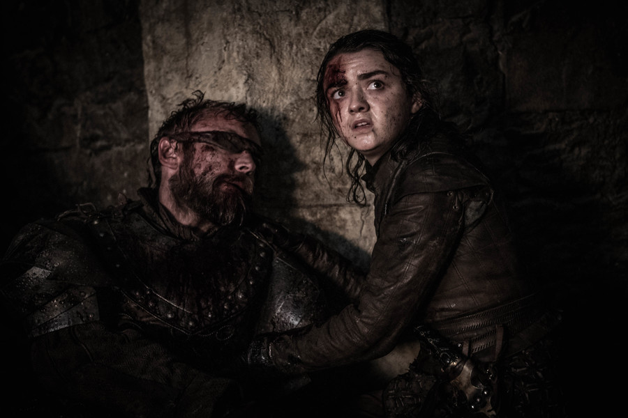 5 Powerful Lessons Arya Stark Teaches About Surviving Trauma Bitch Media