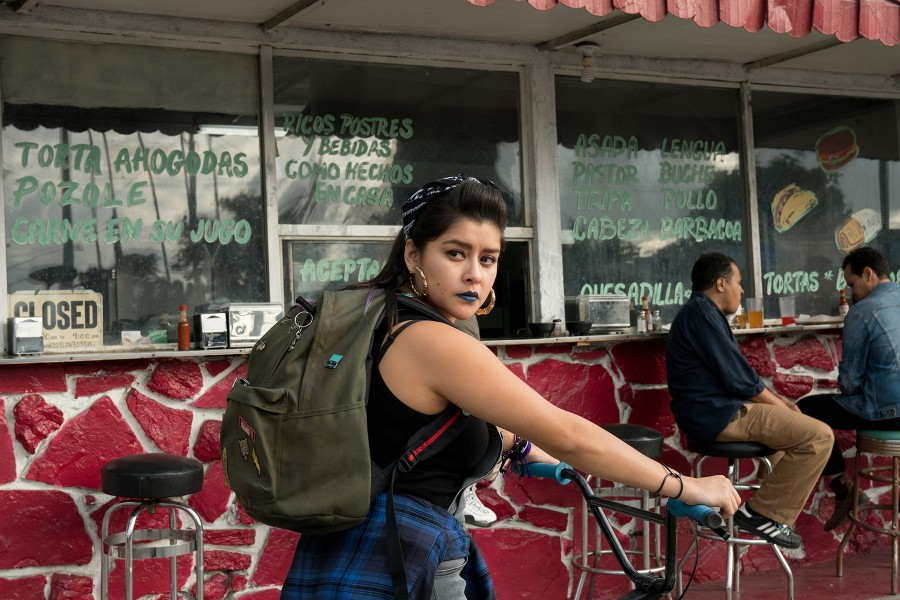 Chelsea Rendon as Marisol in Vida