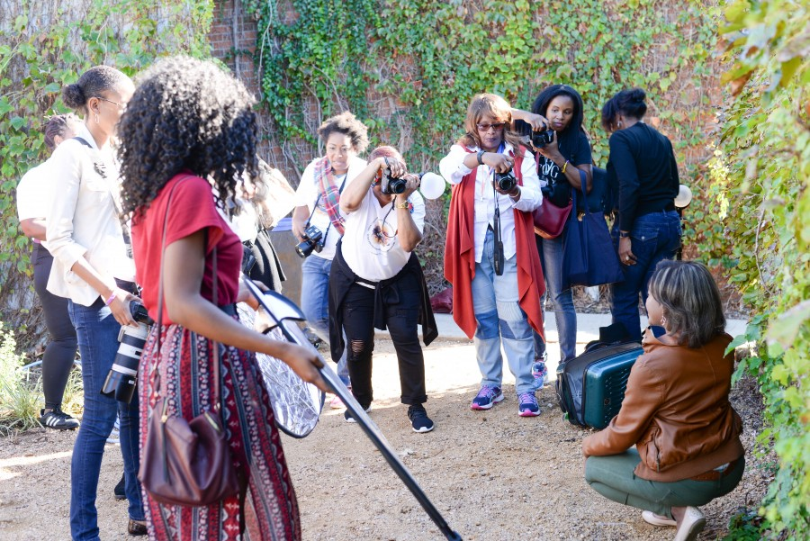Black Female Photographers 2017 Vision Conference
