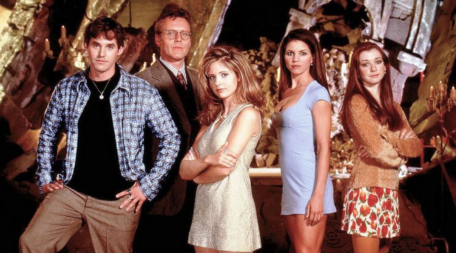 Buffy crew