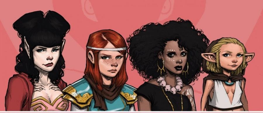 Rat Queens #1 Image Comic Book Numerous In Variety Comics