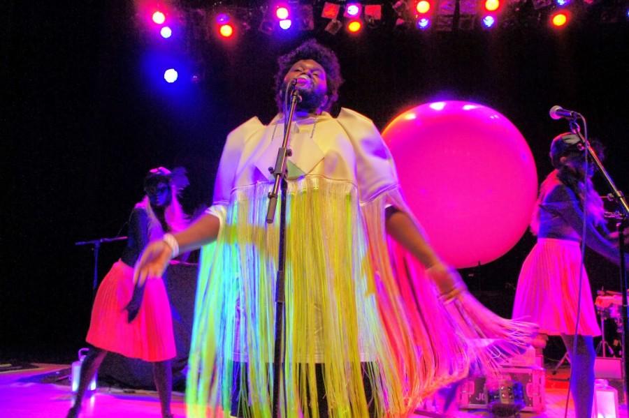 detroit flint michigan gay femme dance pop electronica queer Tunde Olaniran