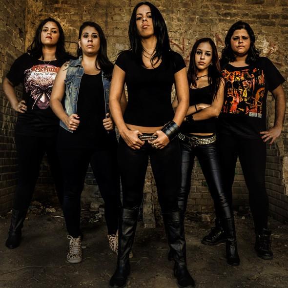 Metal Brazil Feminist Vocifera