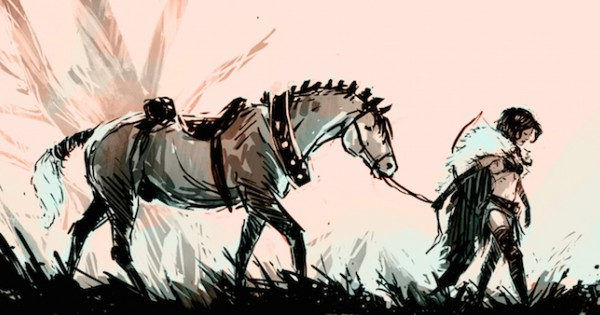 A Gorgeous Comic Tells Norse History With a Lesbian Bent