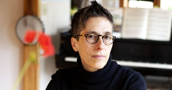 Alison Bechdel Dissects Our Doubled-Edged Obsession With Exercise