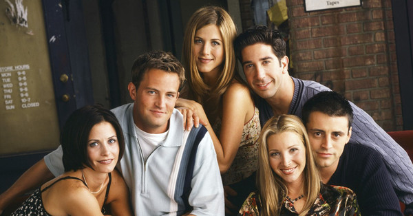 """Friends"" Is Leaving Netflix, but Now You Can Watch Literally Anything Else"