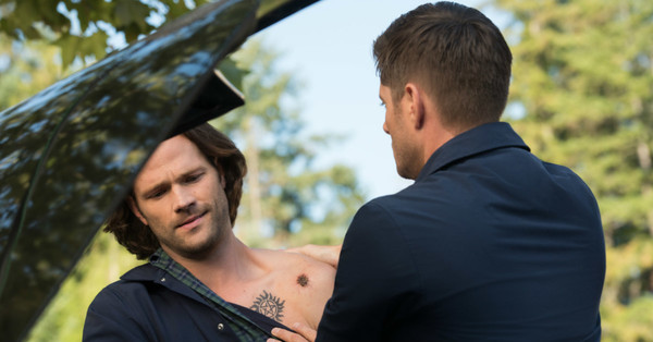 "From ""Sherlock"" to ""Supernatural,"" TV Explores Homoerotic Gray Areas"