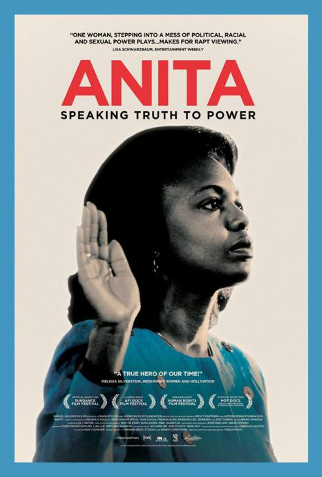 anita hill movie poster