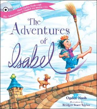 adventures of isabel cover