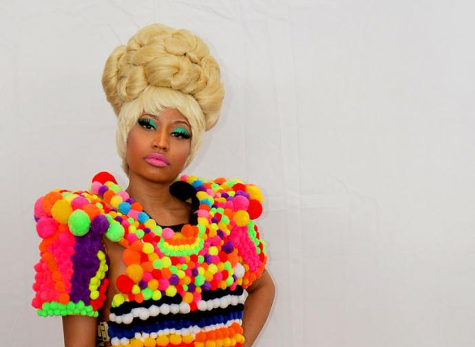 Nicki Minaj photo by Christopher Macsurak