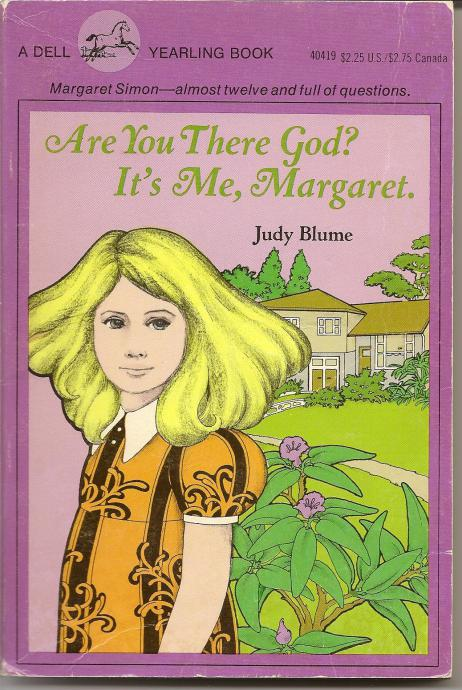 are you there god it's me maragaret cover