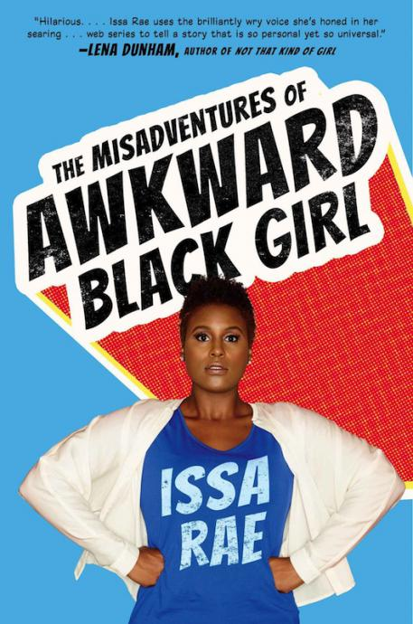 misadventures of an awkward black girl book
