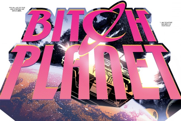 bitch planet logo