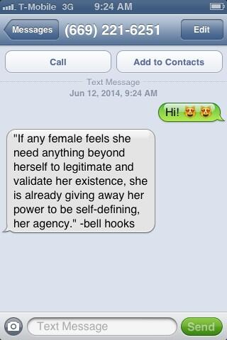 How to not get jealous while hookup