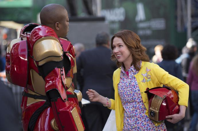 ellie kemper on unbreakable kimmy schmidt