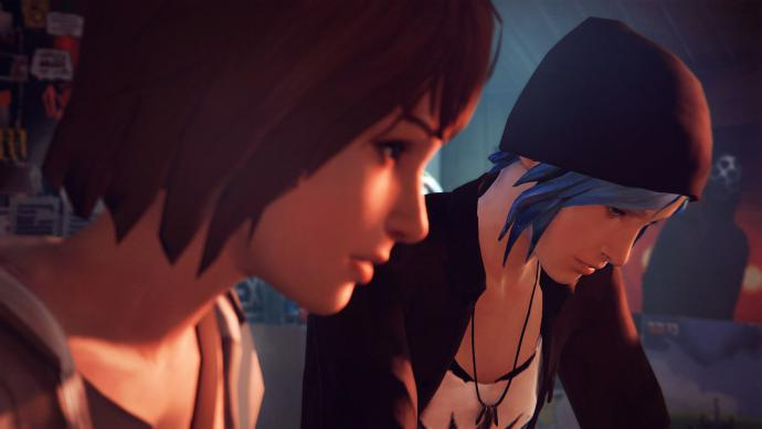 a still from Life is Strange