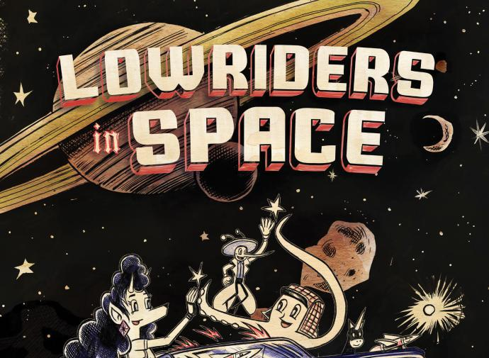 lowriders in space cover