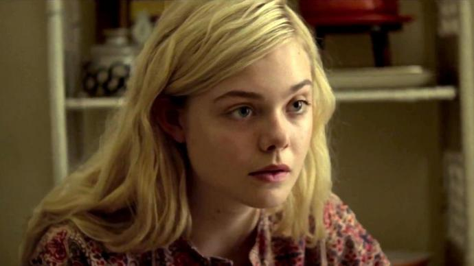 elle fanning in low down