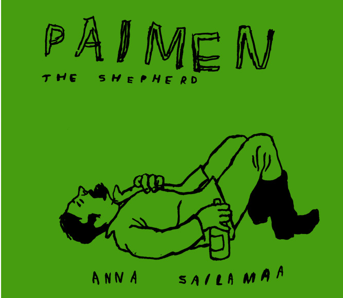 the cover of paimen