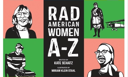 rad women book cover