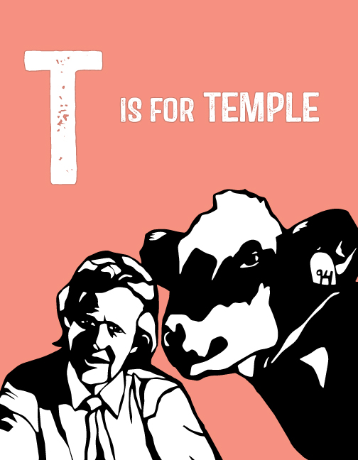 T is for Temple Grandin