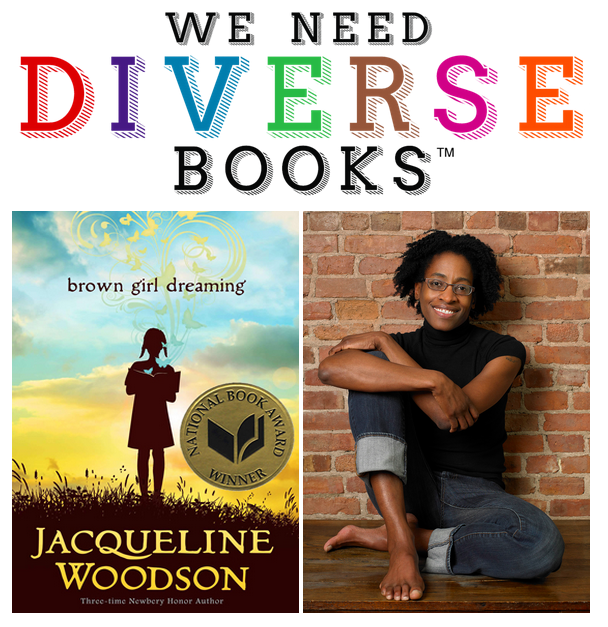 jacqueline woodson on the we need diverse books tumblr