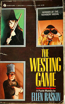 westing game cover