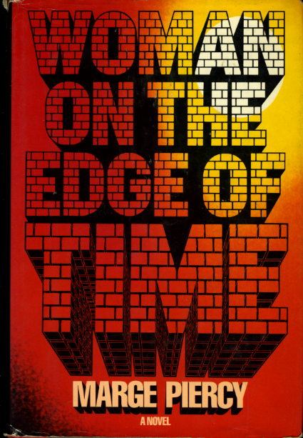 woman on the edge of time cover