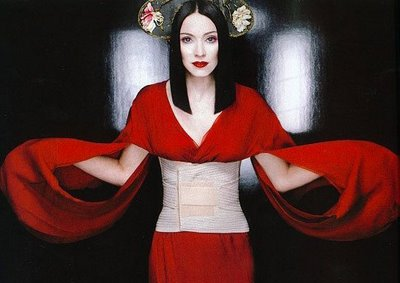 "Madonna is a ""geisha."" Or not."