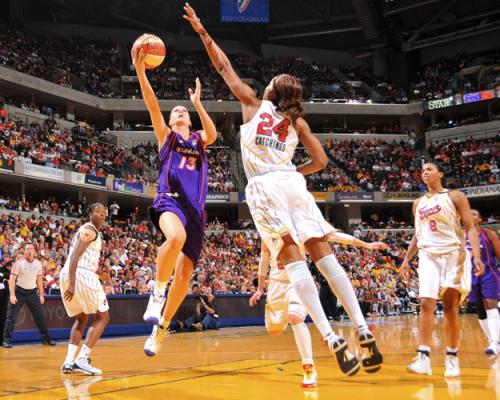 WNBA finals 2009, Game 4