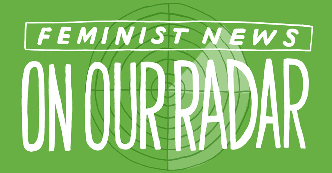 on our radar logo